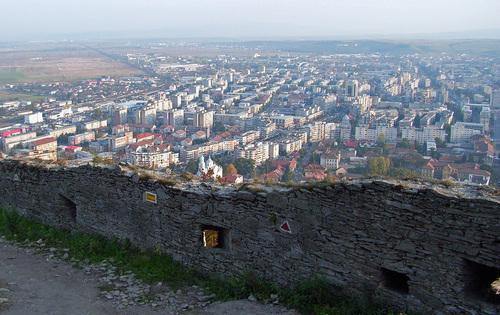 Cetatea panorama