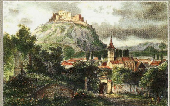 Tablou Cetatea Deva