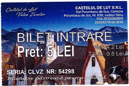 Bilet_Castel_Lut