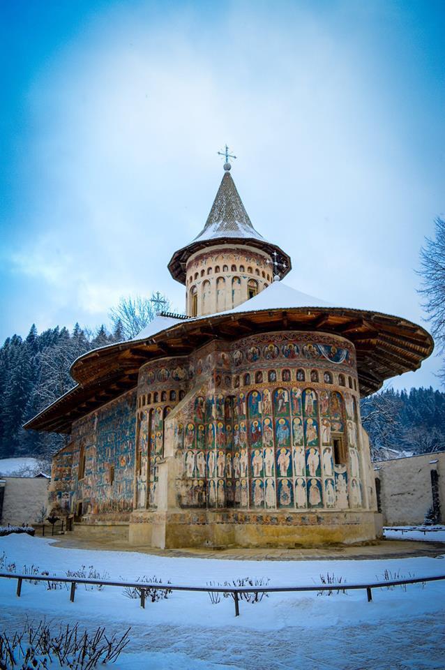 Manastirea Voronet 2