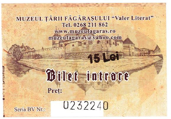 Bilet_Cetatea_Fagaras